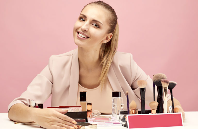 Como iniciar un negocio de productos de belleza